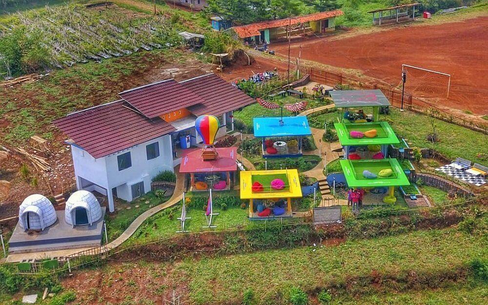 Cafe seru di Bogor untuk hang out keluarga
