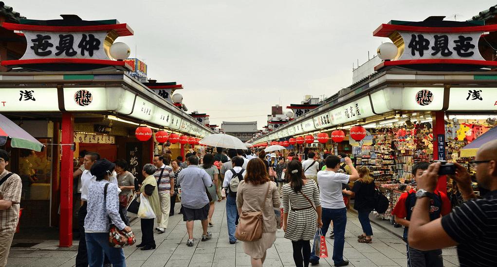 Menjelajahi Tempat Wisata Kuliner di Tokyo