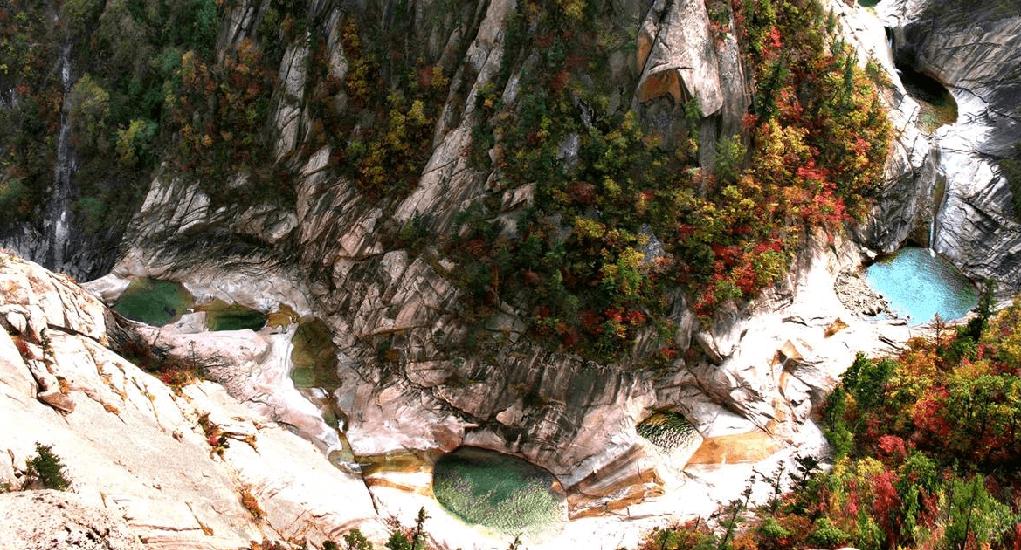 Mount Kumgang - Outer Kumgang