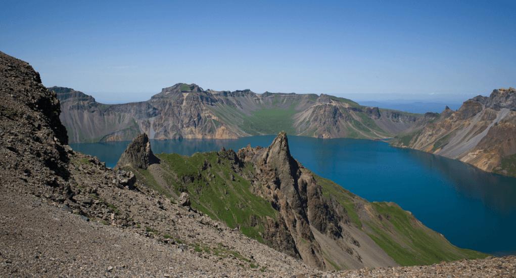 Mount Paektu - Feature Image