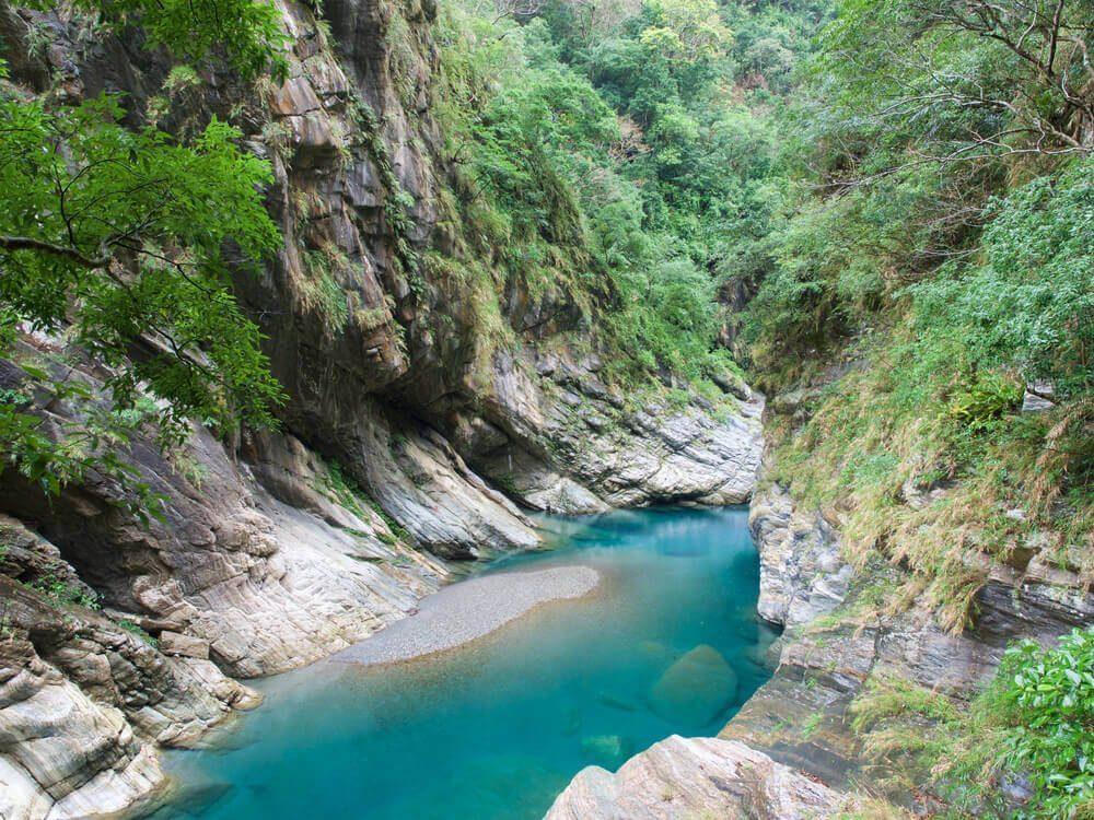 Wisata tersembunyi Mukumugi di Taiwan
