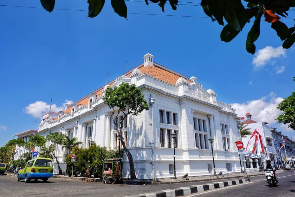 Museum Bank Indonesia di Surabaya