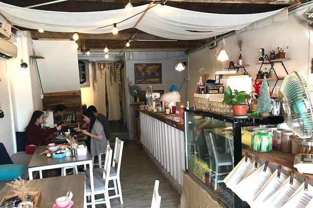 café in malacca