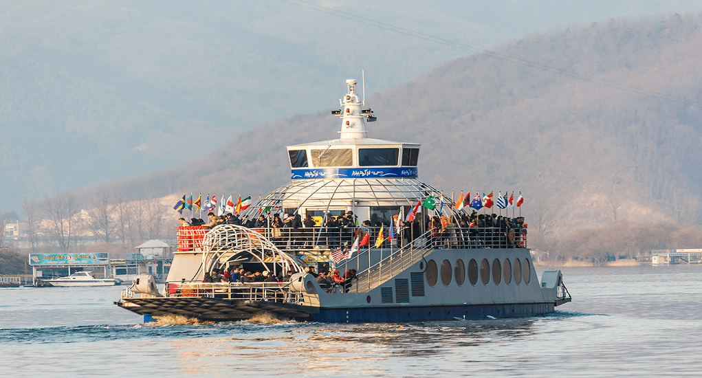 Nami island - Transportation to Nami Island