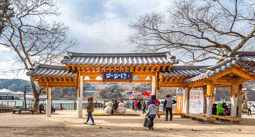 Nami island - What to Find There