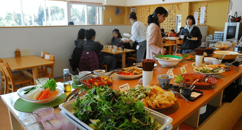 Narita Airport - Make sure you also taste Japanese cuisine