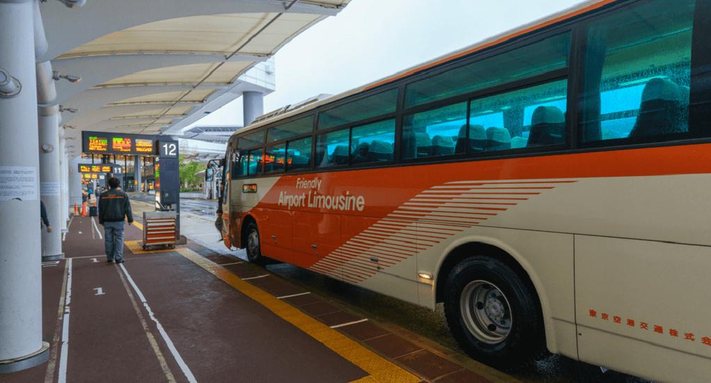 Narita airport - Bus