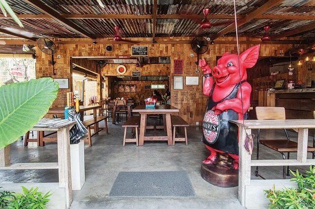naughty nuri's bali restaurant