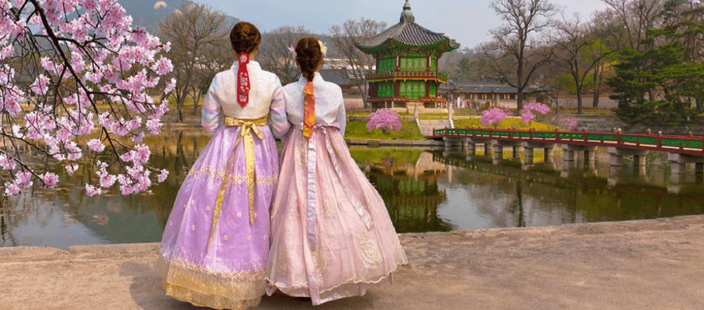 Surga Wisata Di Negara Korea Airpaz Blog