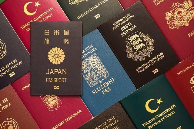 daftar paspor terkuat di dunia