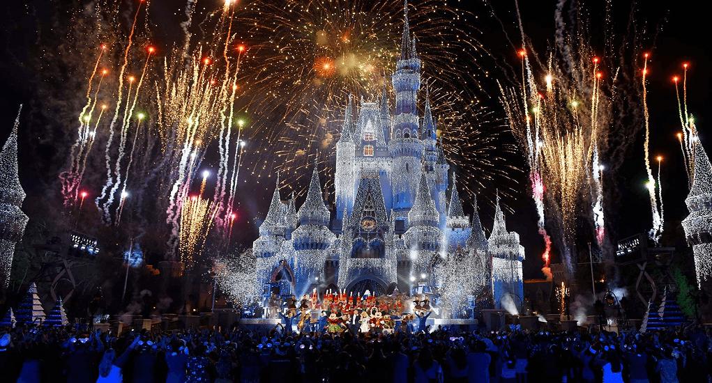New Year Vacation - Disney World