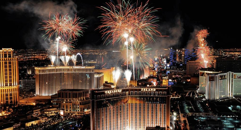 New Year Vacation - Las Vegas