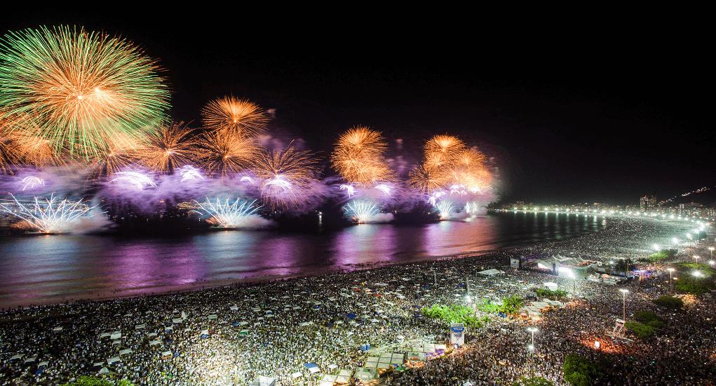 New Year Vacation - Rio De Janeiro