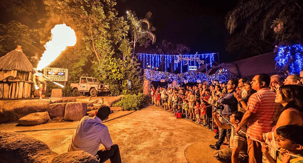 Night Safari - The Overall Show and Trip