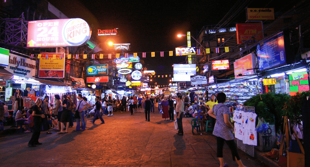 Nightlife Venues in Bangkok
