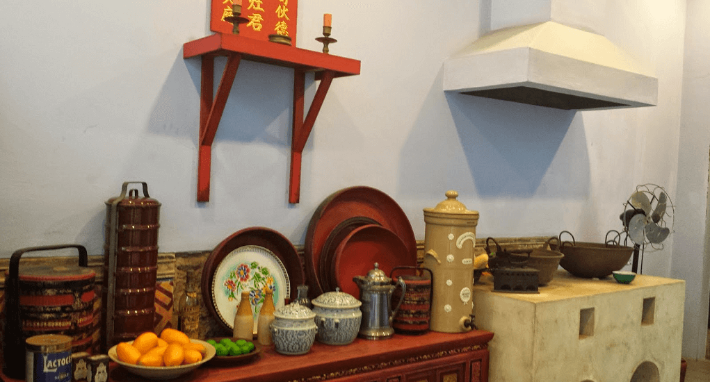 Nus Baba House - Alat-Alat Rumah Tangga