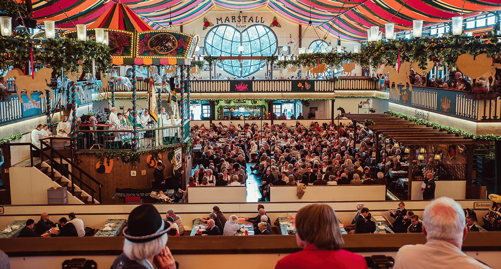 Octoberfest - Traditional church service