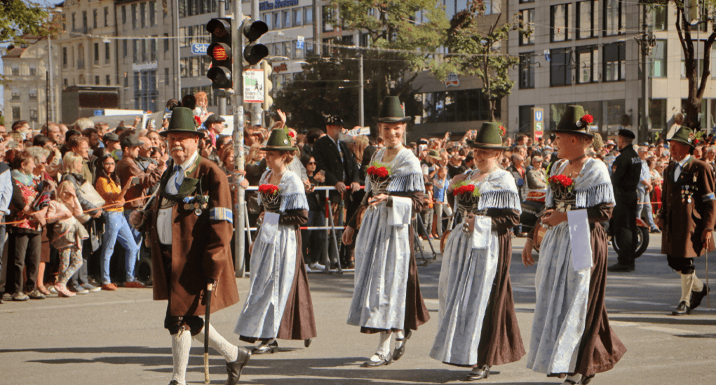 Octoberfest - Traditional costume