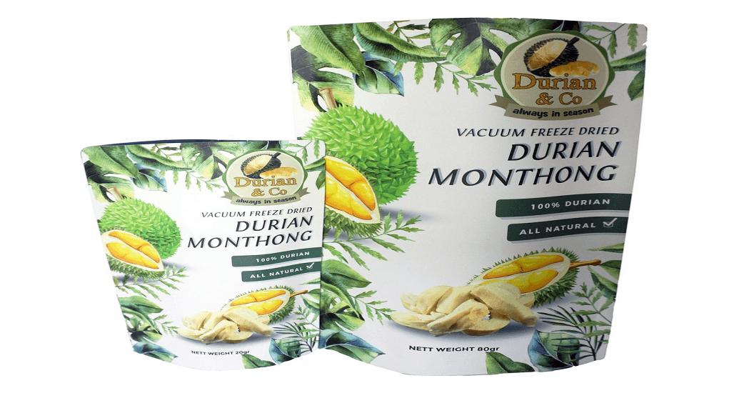 Oleh-oleh Khas Thailand - Keripik Durian