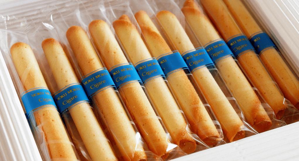 Oleh-oleh khas Jepang - Kue Cigare