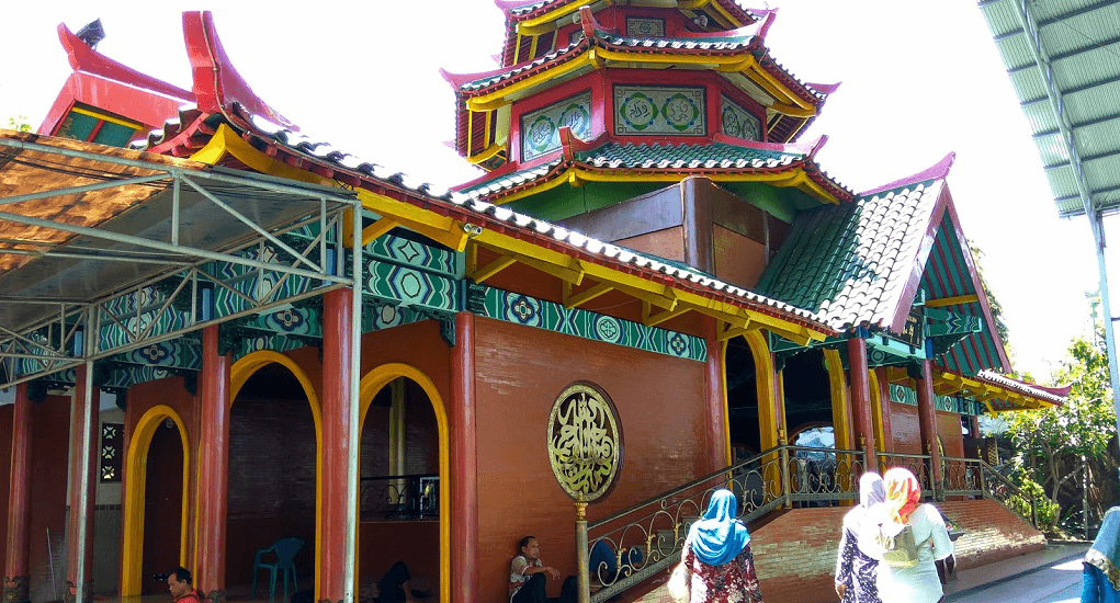 Ornamen-Ornamen Masjid