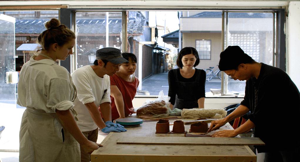 Osaka - Horikoshi Pottery Workshop