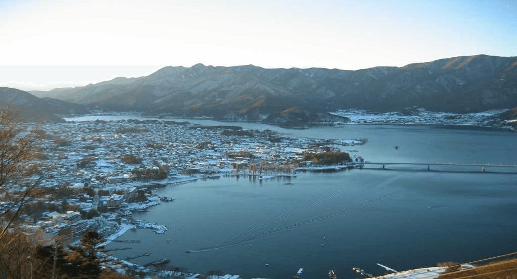 Panduan Traveling Murah ke Jepang - Danau Kawaguchiko