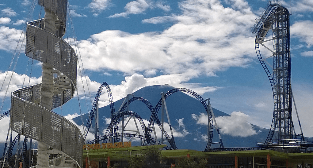 Panduan Traveling Murah ke Jepang - Fuji-Q Highland