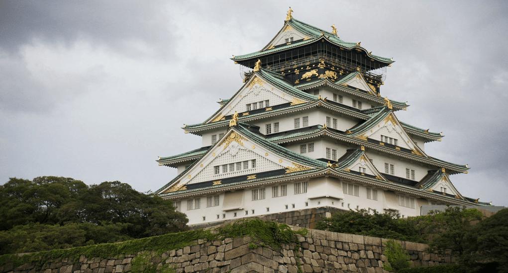 Panduan Traveling Murah ke Jepang - Osaka Castle