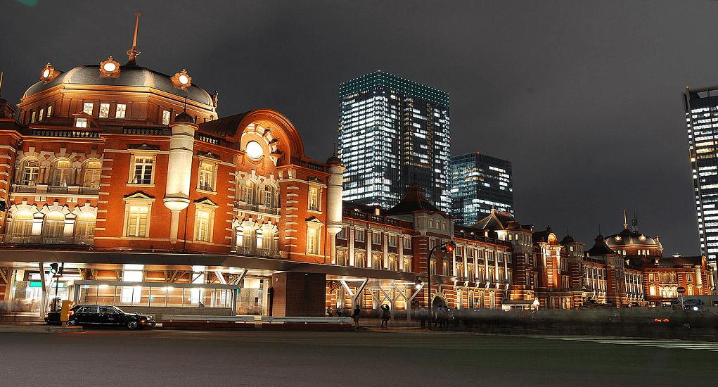 Panduan Traveling Murah ke Jepang - Tokyo Stasiun