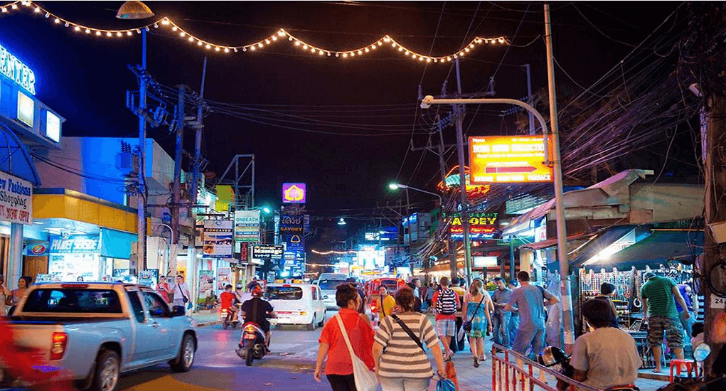 Patong Beach - The Main Attractions