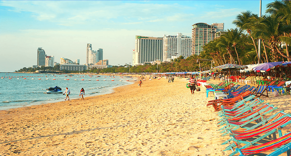 Pattaya - Beaches