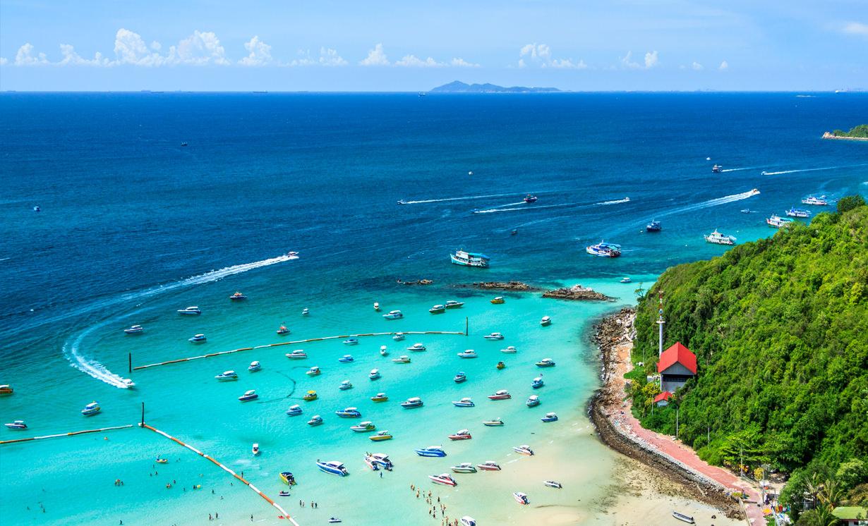 Pattaya - Coral Island