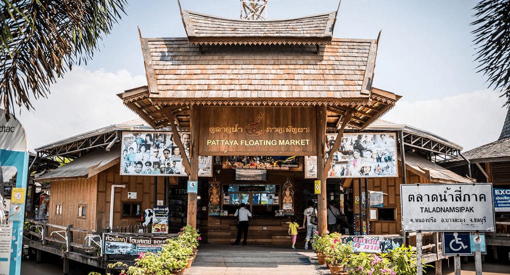 Pattaya Floating Market - Jam Operasional Floating Market