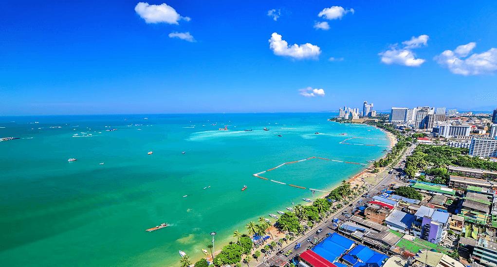 Pattaya - Jomtien Beach