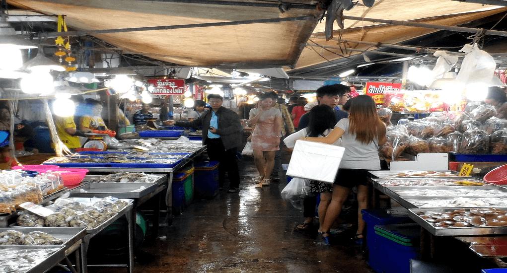 Pattaya - Naklua Fish Market