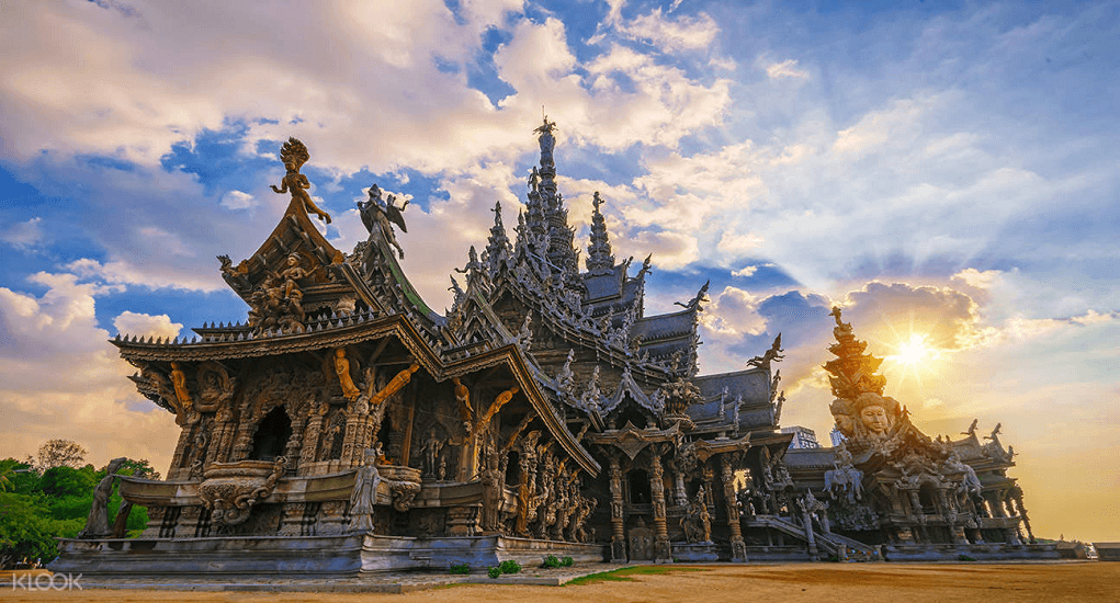 Pattaya - The Sanctuary of Truth