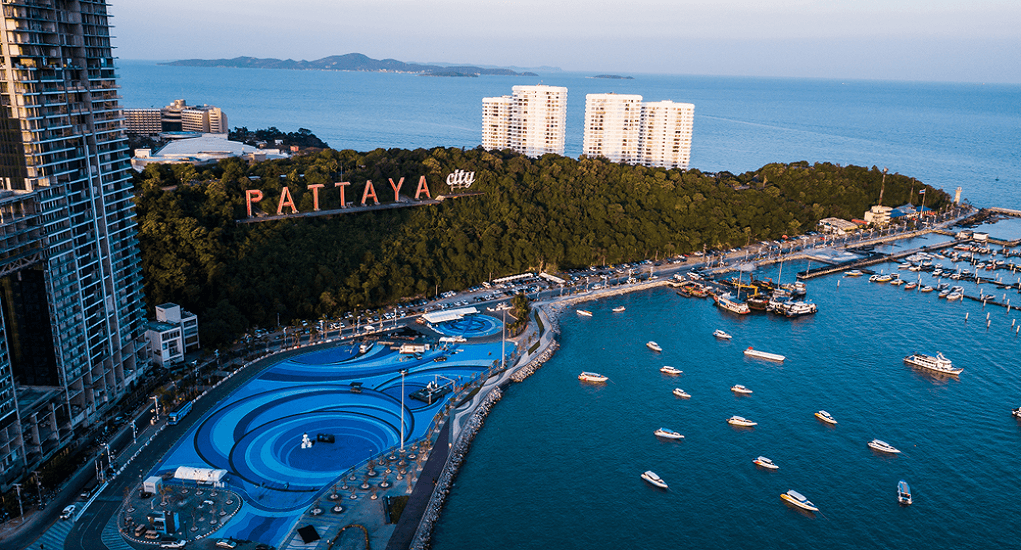 5 star hotel in pattaya
