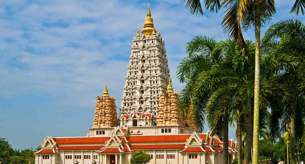 Pattaya - Wat Yansangwararam