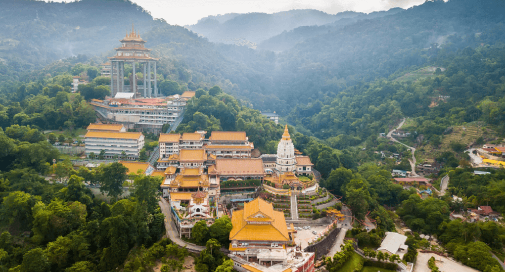 Various Tourist and Travel Destinations in Penang, Malaysia | Airpaz Blog
