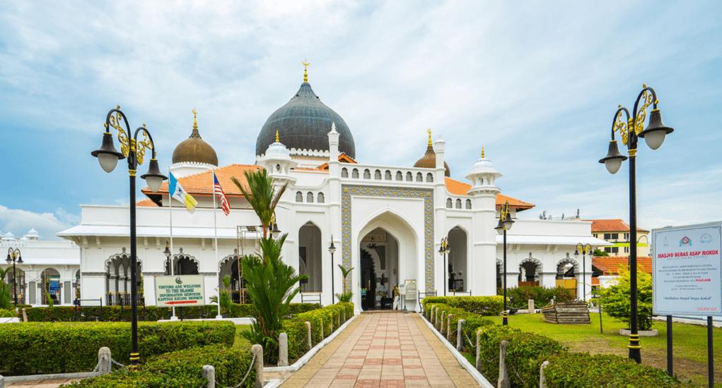 Penang - Kapitan Keling Mosque