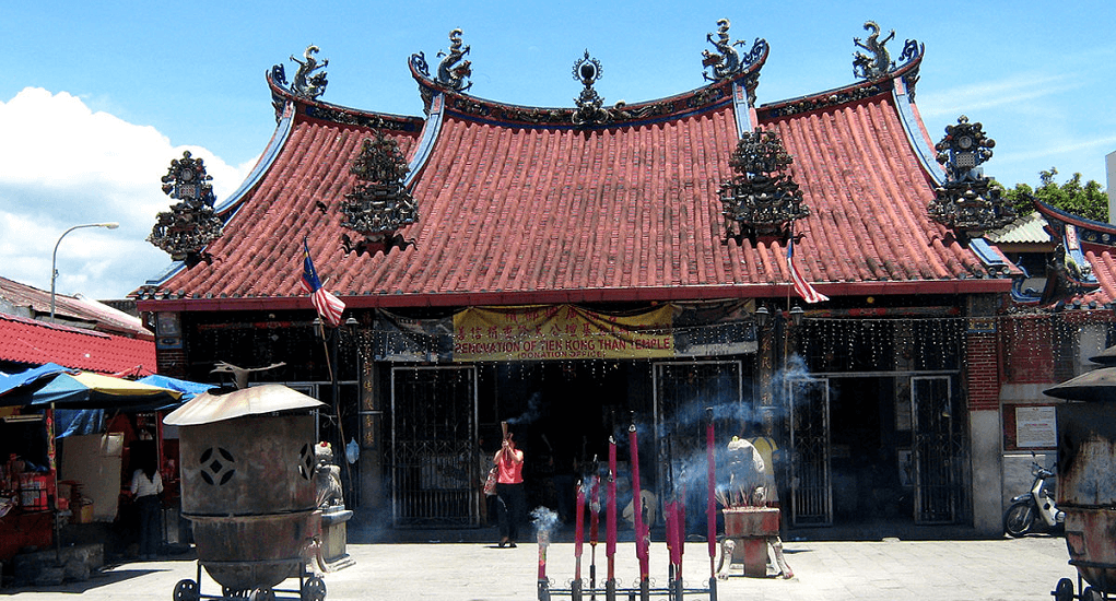 Penang - Kuan Yin Temple