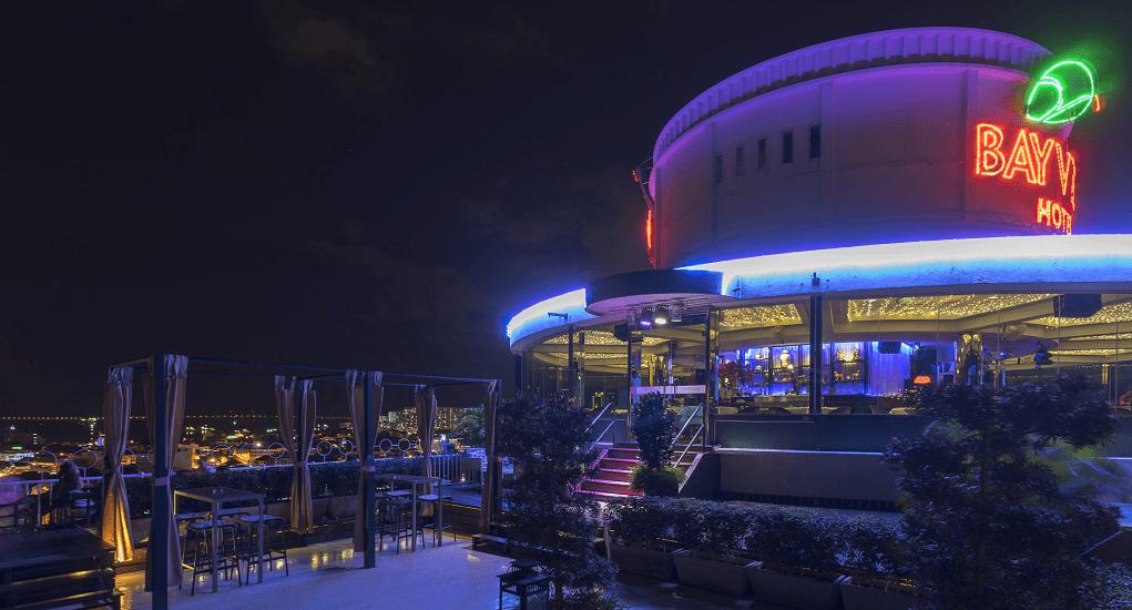 Penang - Skybar ThreeSixty Revolving Restaurant