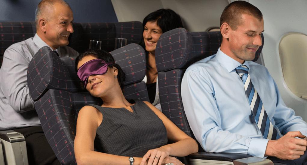 Penerbangan Panjang - Perhatikan Fasilitas di Dalam Pesawat
