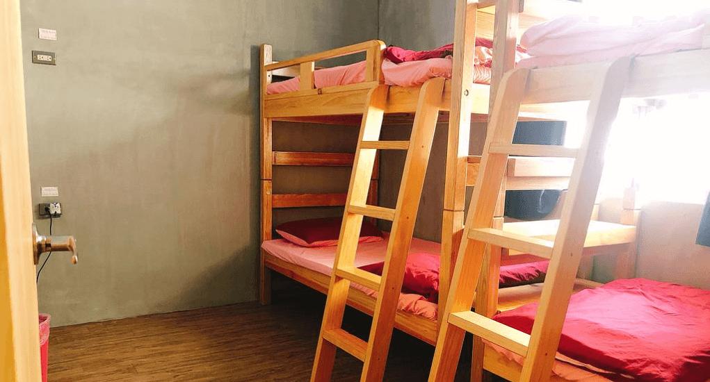 Penginapan Murah di Taiwan - Matchbox Hostel