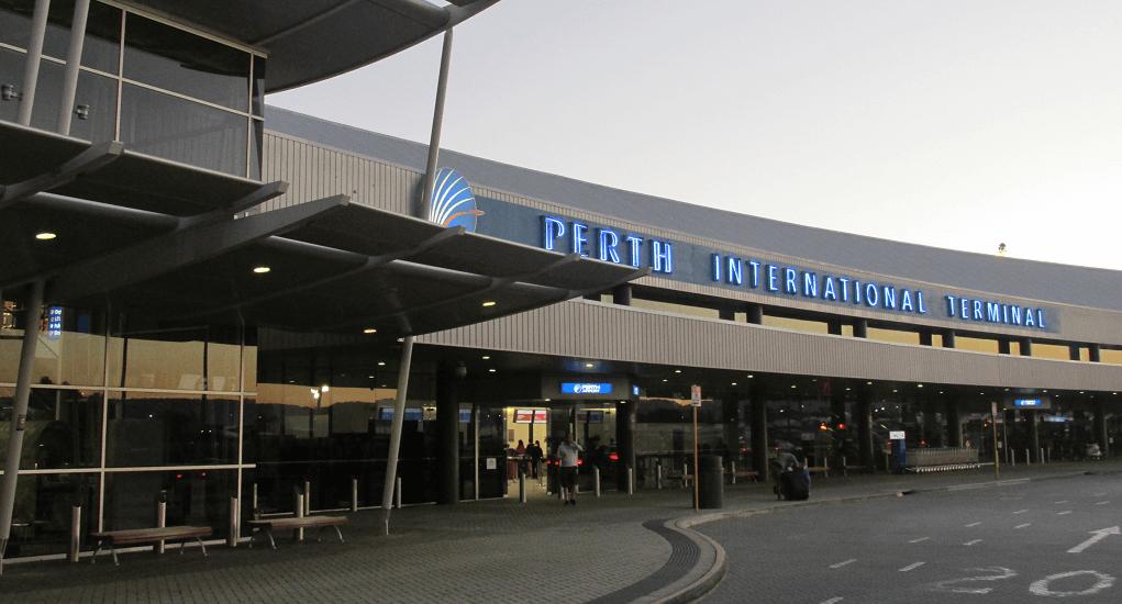 Perth - Akses Menuju ke Pusat Kota dari Bandara International Perth
