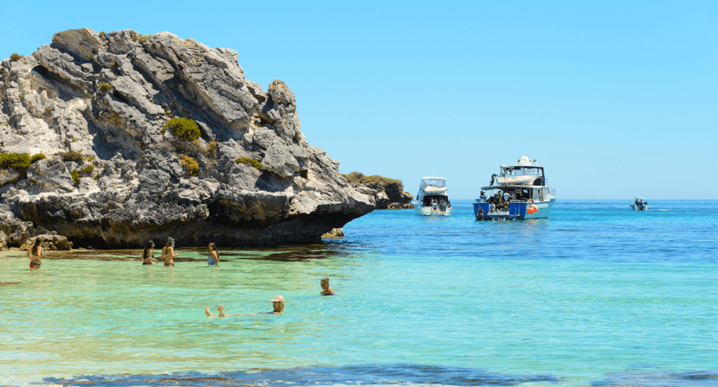 Perth - Berpetualang ke Pulau Rottnest