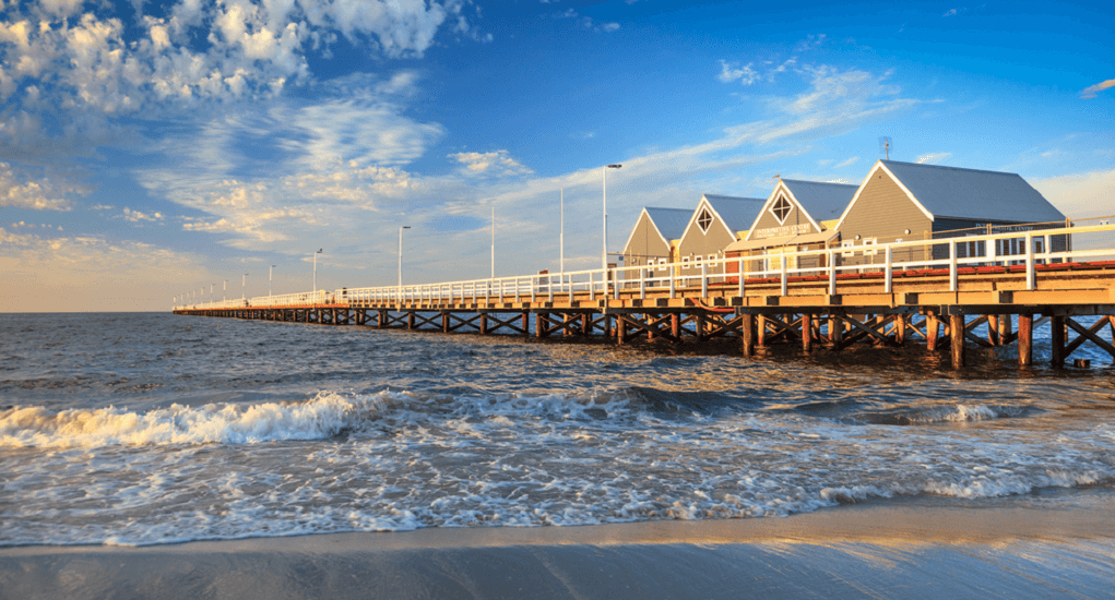 Perth - Busselton Jetty