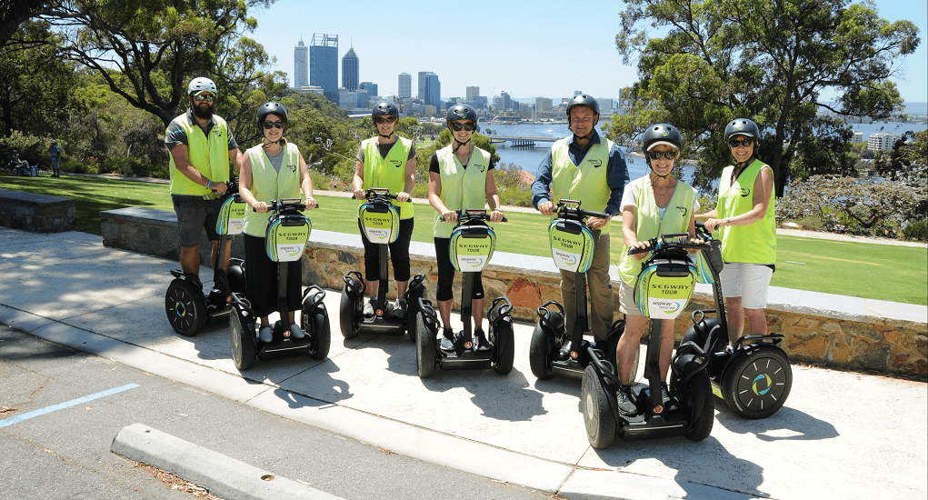 Perth - Segway Rental