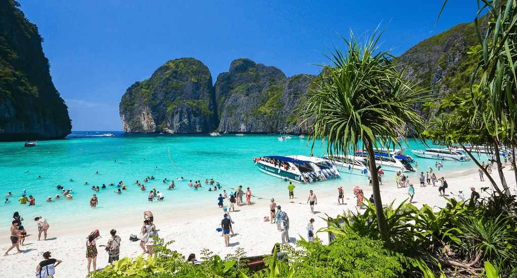 Phi-Phi Island - About the Island